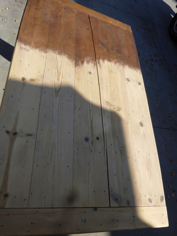 wood stain for pine