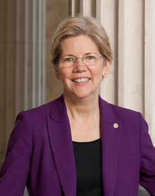 Senator Warren, please accept my invitation to join my family for dinner anytime you'd like. Call me.