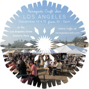 This image is from the Renegade Craft Fair site. It's located in other cites too. Check it out.